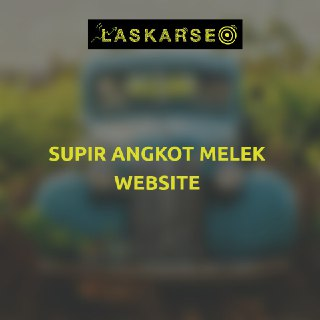Supir Angkot Melek Website