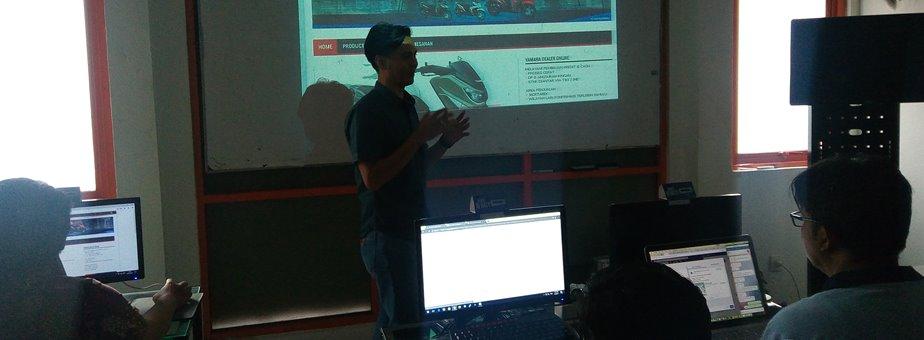 Workshop SEO Bogor