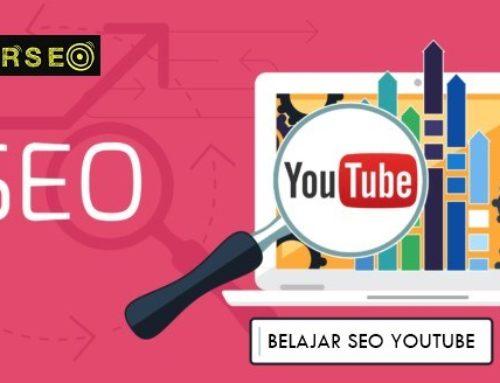 Belajar SEO Youtube
