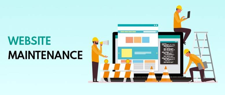 Jasa Maintenance Website Profesional